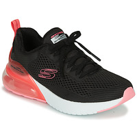 Shoes Women Low top trainers Skechers SKECH-AIR Black / Pink