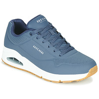 Shoes Men Low top trainers Skechers UNO STAND ON AIR Marine