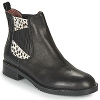 Shoes Women Mid boots Café Noir JOYE Black