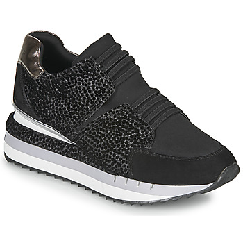Shoes Women Low top trainers Café Noir JOZIE Black