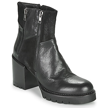 Shoes Women Ankle boots Café Noir JOEL Black