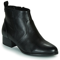 Shoes Women Ankle boots Tamaris YAMILA Black