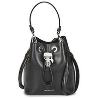 Bags Women Shoulder bags Karl Lagerfeld K/IKONIK BUCKET BAG Black