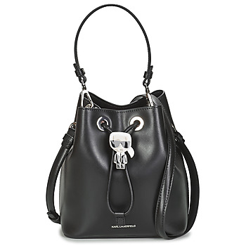 Bags Women Shoulder bags Karl Lagerfeld K/IKONIK BUCKET BAG Black