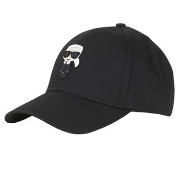 Accessorie Women Caps Karl Lagerfeld K/IKONOK CAP Black