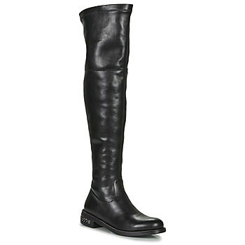 Shoes Women Boots Metamorf'Ose HARDIESSE Black