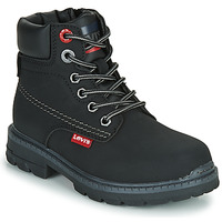 Shoes Children Mid boots Levi's NEW FORREST Black
