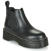 Shoes Women Mid boots Emmshu AUDRIE Black