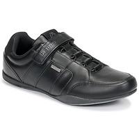 Shoes Men Low top trainers Kappa PARRA EV Black