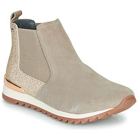 Shoes Girl High top trainers Gioseppo LINZ Beige
