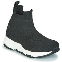 Shoes Girl High top trainers Gioseppo LOITZ Black