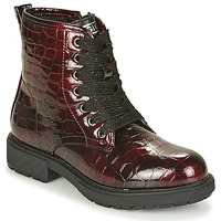 Shoes Girl Mid boots Gioseppo NAUEN Bordeaux