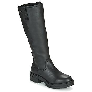 Shoes Women Boots Musse & Cloud GEORGETE Black