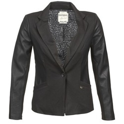 material Women Jackets / Blazers Kaporal SOMA Black