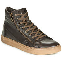 Shoes Men High top trainers Redskins NERINO Brown