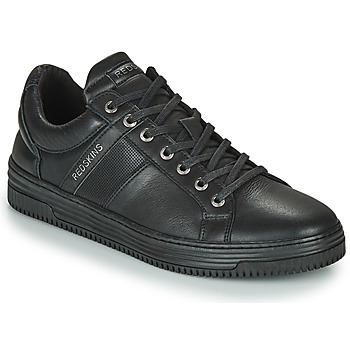 Shoes Men Low top trainers Redskins ENOSS Black
