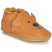 Shoes Children Slippers Robeez SWEETY BEAR CRP Camel