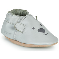 Shoes Children Slippers Robeez SWEETY BEAR Grey