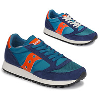 Shoes Men Low top trainers Saucony JAZZ VINTAGE Blue / Orange
