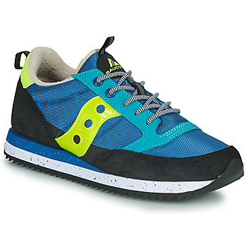 Shoes Men Low top trainers Saucony JAZZ (PEAK) Blue / Black / Yellow