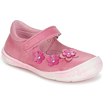Shoes Girl Ballerinas Citrouille et Compagnie MELINA Fuschia