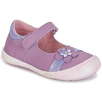 Shoes Girl Ballerinas Citrouille et Compagnie RETUNE Violet