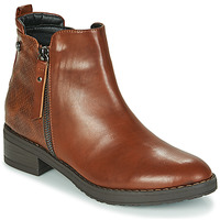 Shoes Women Mid boots Xti 44721 Brown