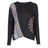 material Women Long sleeved shirts Desigual MARSELLA Marine
