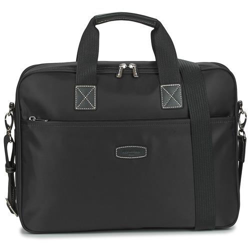 Bags Women Briefcases Hexagona DIVERSITE Black