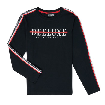 material Boy Long sleeved shirts Deeluxe RALFY Black