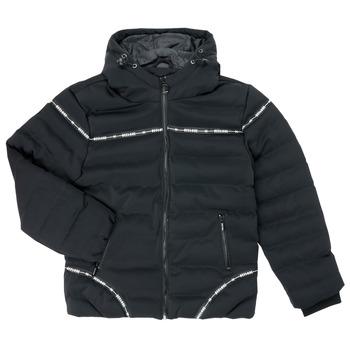 material Boy Duffel coats Deeluxe HOLYSON Black