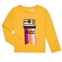 material Girl Long sleeved shirts Catimini CR10135-72-C Yellow