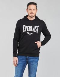 material Men sweaters Everlast BASIC-HOODED-TAYLOR Black