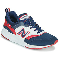 Shoes Men Low top trainers New Balance 997 Blue / White / Red