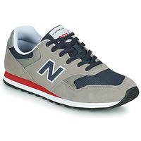 Shoes Men Low top trainers New Balance 393 Grey