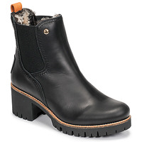 Shoes Women Mid boots Panama Jack PIA Black