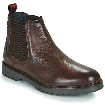 Shoes Men Mid boots Base London ANVIL Brown