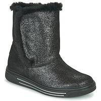 Shoes Girl Snow boots Primigi HULA Black