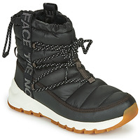 Shoes Women Snow boots The North Face W THERMOBALL LACE UP Black / White