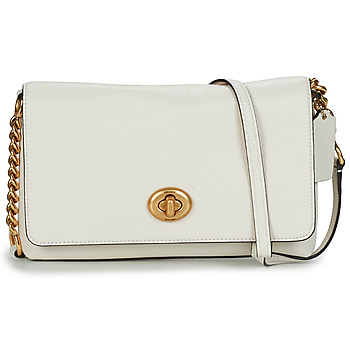 Bags Women Shoulder bags Coach CROSSTOWN Ivory