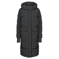 material Women Duffel coats Benetton 2JF8536A5 Black