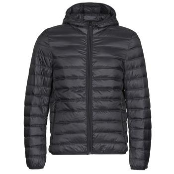 material Men Duffel coats Benetton 2BA253EU8 Black