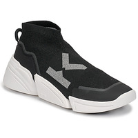 Shoes Men Low top trainers Kenzo K SOCK Black