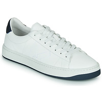Shoes Men Low top trainers Kenzo FA65SN171 White / Tone / Arr / Marine