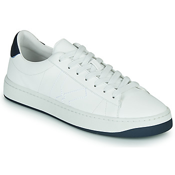 Shoes Men Low top trainers Kenzo  White / Tone / Arr / Marine