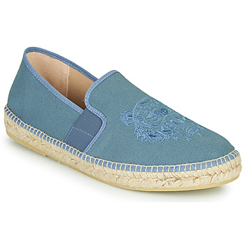 Shoes Men Espadrilles Kenzo FA65ES188 Blue