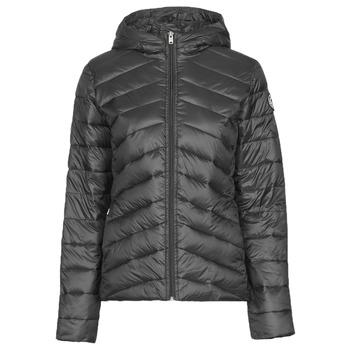 material Women Duffel coats Roxy COAST ROAD HOOD J JCKT KVJ0 Black