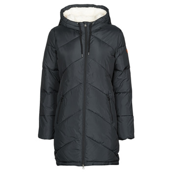 material Women coats Roxy STORM WARNING J JCKT KVJ0 Black