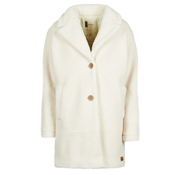 material Women coats Roxy FAR FROM HOME J JCKT YCQ0 White