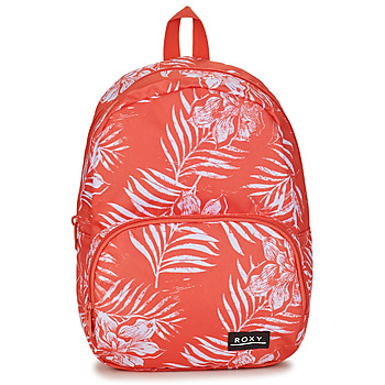 Bags Girl Rucksacks Roxy ALWYS CORE J BKPK MLF7 8L Deep / Sea / Coral